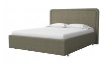 Кровать Plain 1 Экокожа