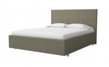 Кровать Plain 2 Экокожа