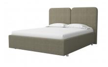 Кровать Plain 3 Экокожа